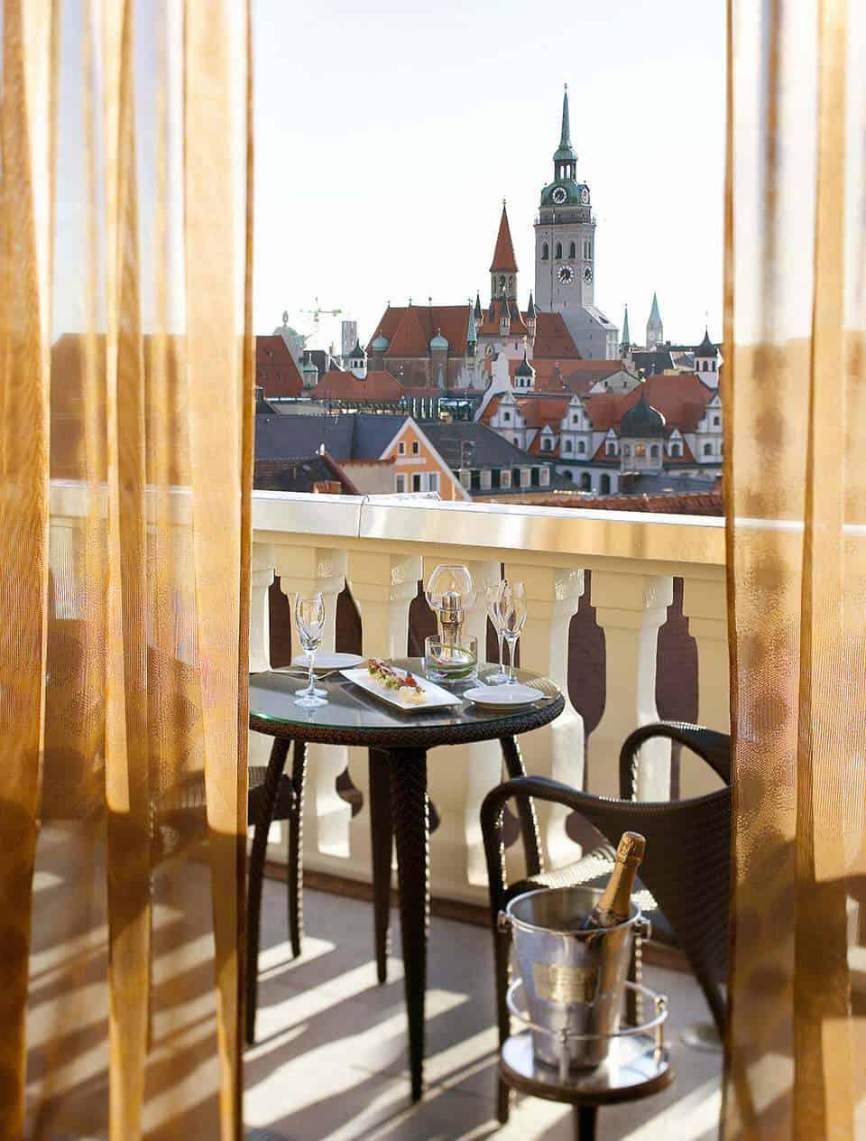 Design Hotel Mandarin Oriental München