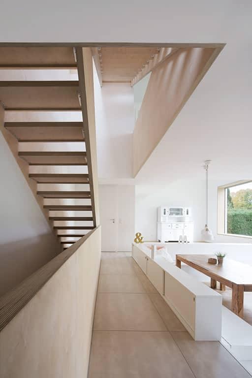 Gartenstadt Reloaded Treppe