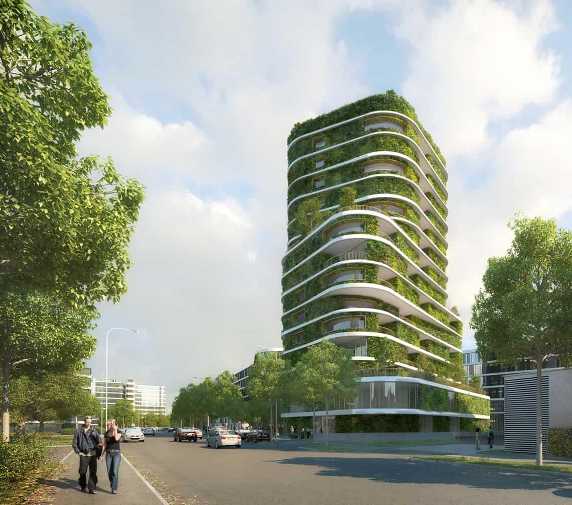Frische Konzepte für den Wohnungsbau in München