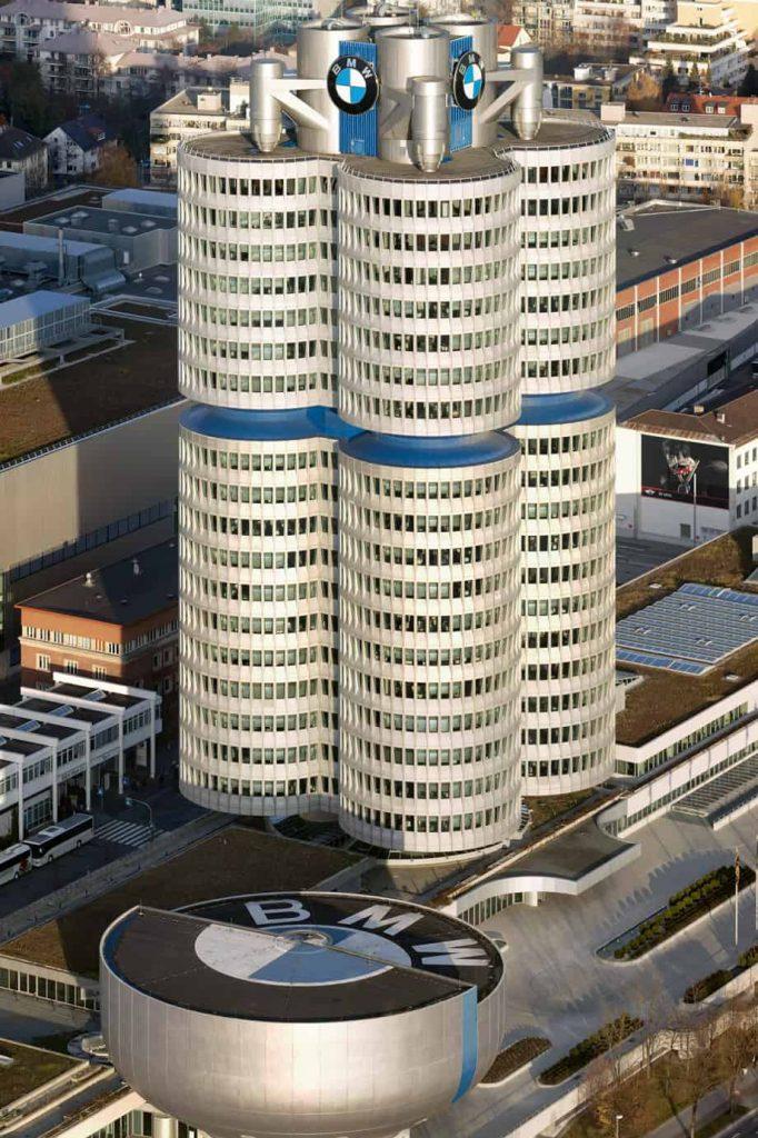 BMW-Vierzylinder, der von 1968 bis 1972 gebaut wurde