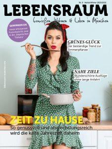 LEBENSRAUM Titel Ausgabe Herbst/Winter 2020/2021