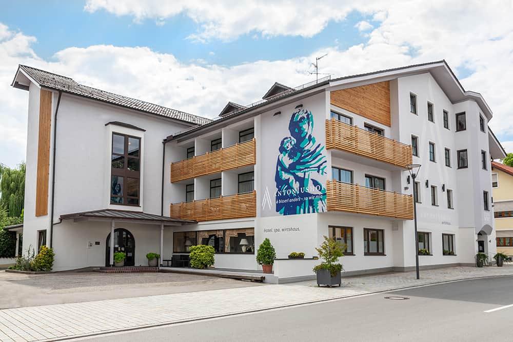 Antoniushof in Niederbayern