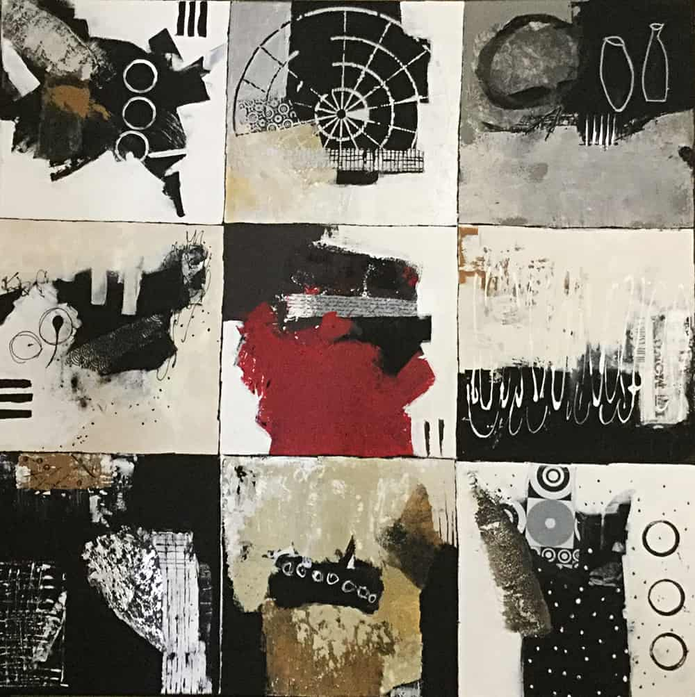 Erlesene Manufrakturen: Elfie Bilger - Kunst Oase