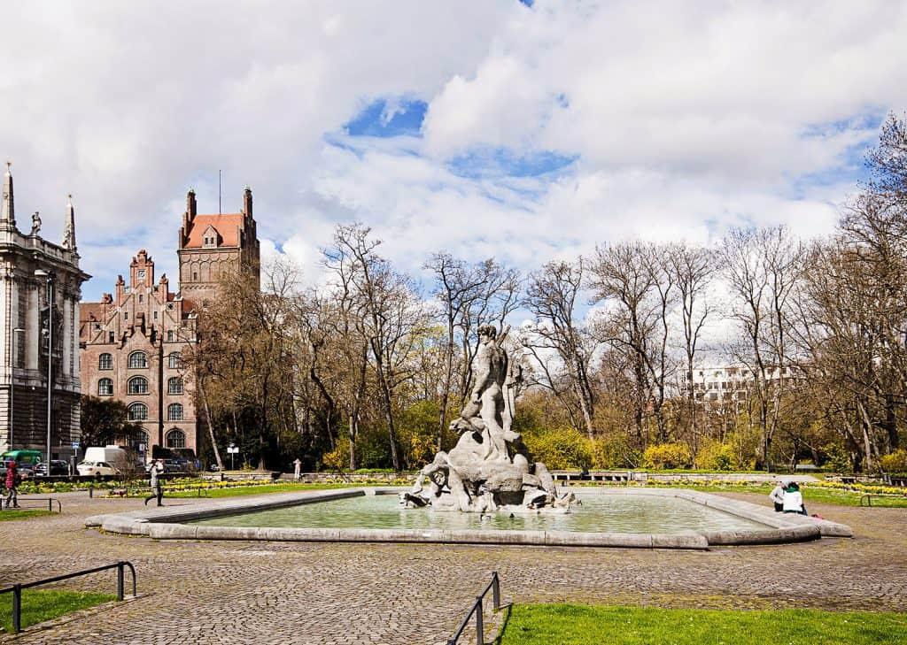 Alter Botanischer Garten München