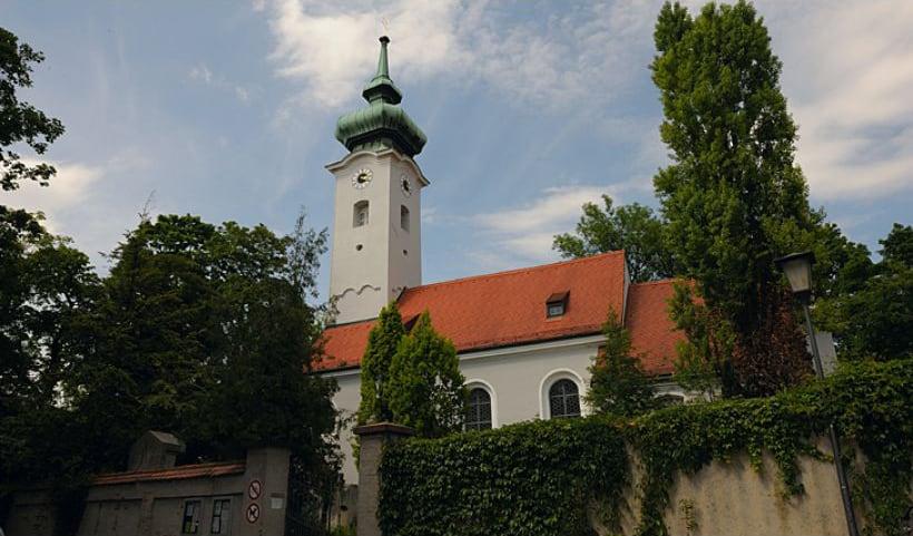Friedhof Bogenhausen München