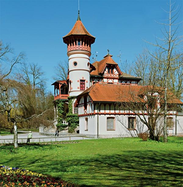 Villa Scheuermann
