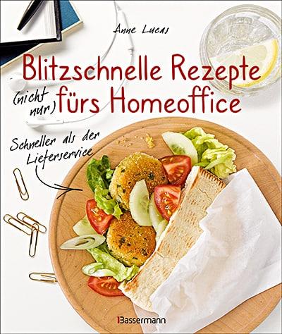 Buch Blitzschnelle Rezepte fürs Homeoffice