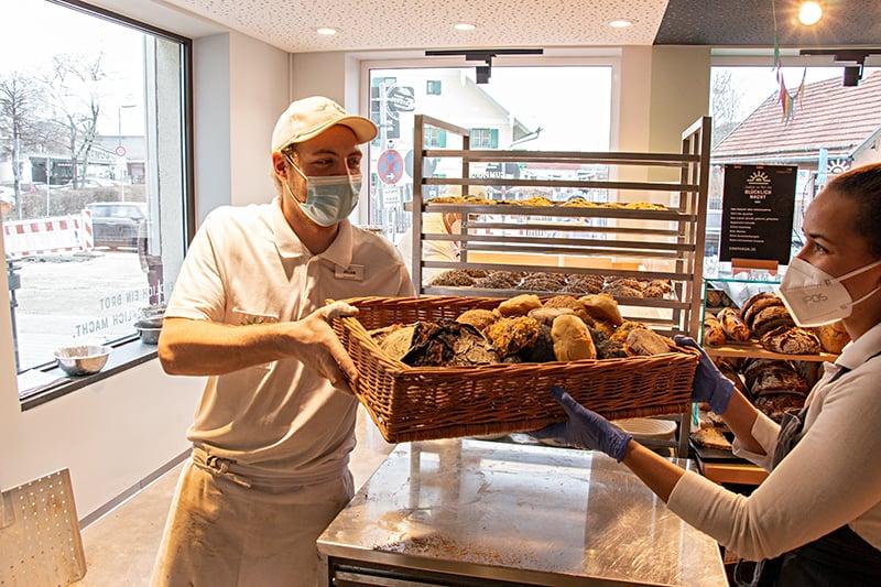mitarbeiter bio bäckerei cumpanum