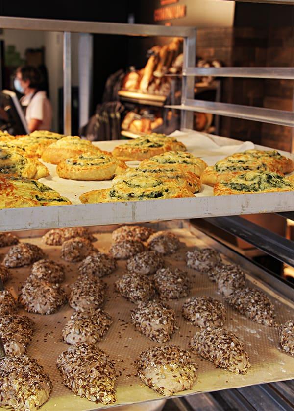 fertige backbleche bio-bäckerei cumpanum