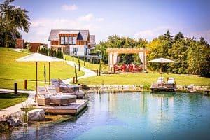 Luxus und Natur in der Golden Hill Country Welt in der Südsteiermark