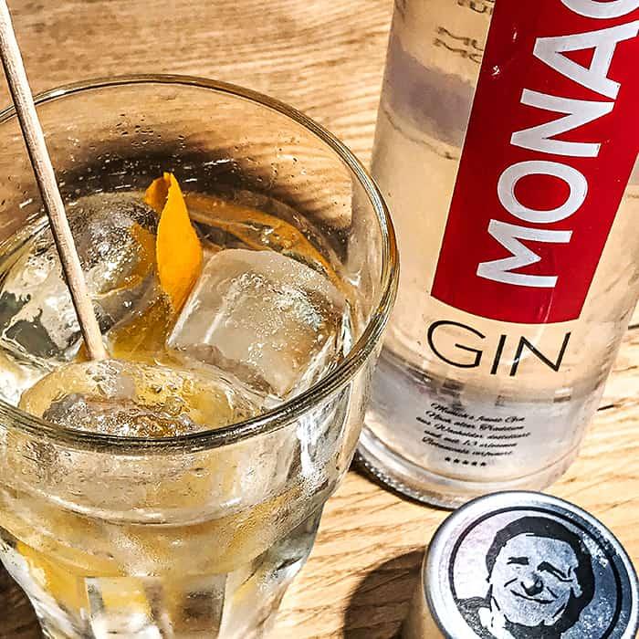 München Geschenk Monaco Gin