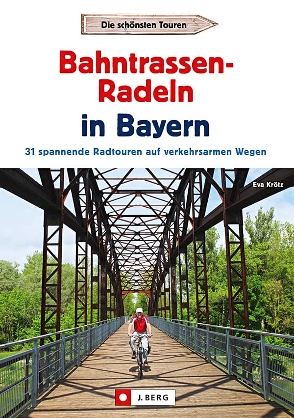 Buch Bahnstrassen-Radeln