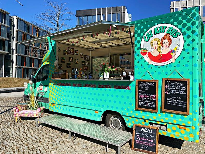 Catkat Food Truck