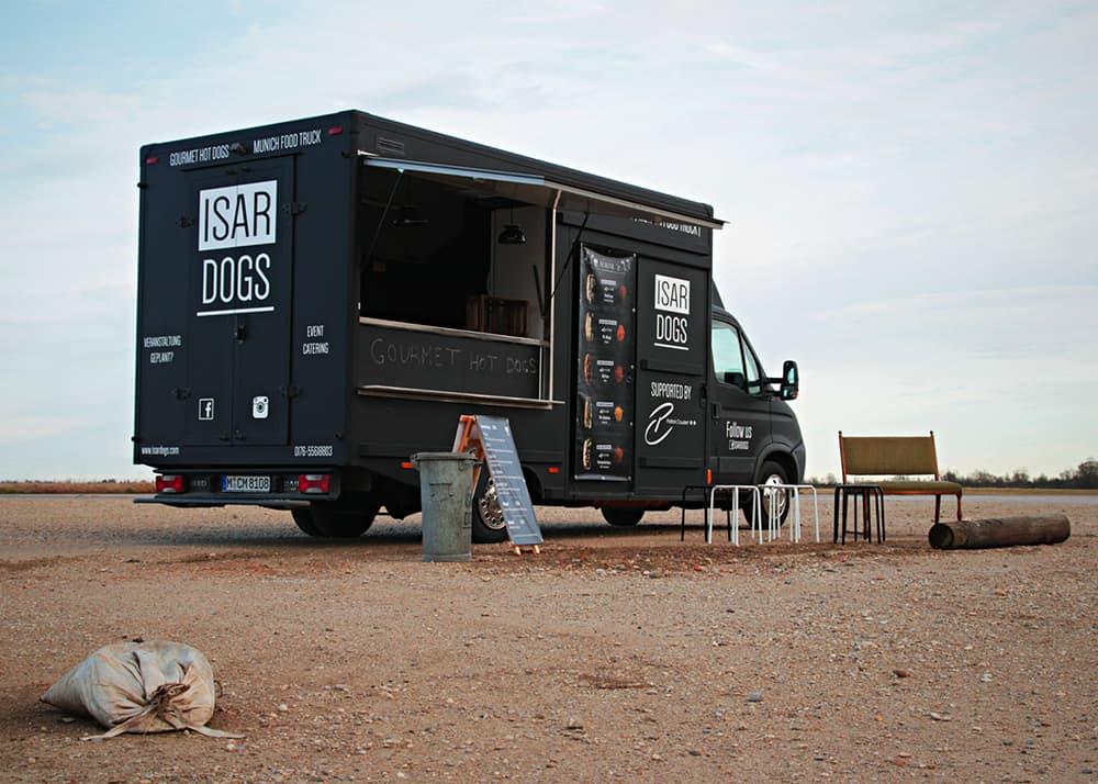 Isardogs Food Truck