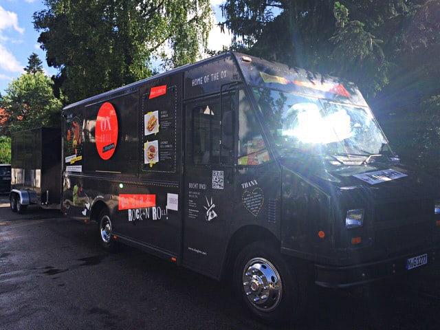 OX Grill Truck