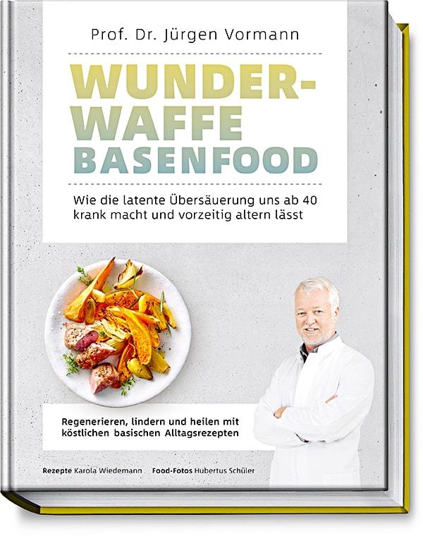 Wunderwaffe Basenfood Buch