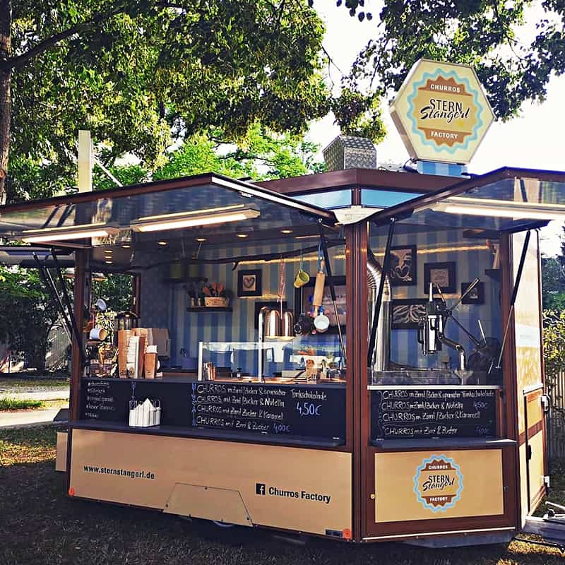 Churros Factory Food Truck