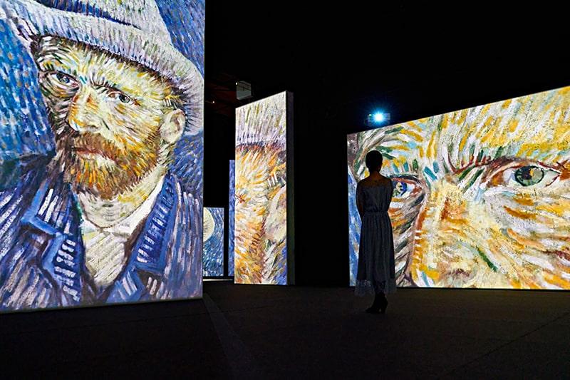 Van Gogh Alive – Zürich 1 ©MAAG