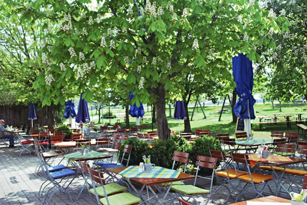 Landlust Kastanienbiergarten