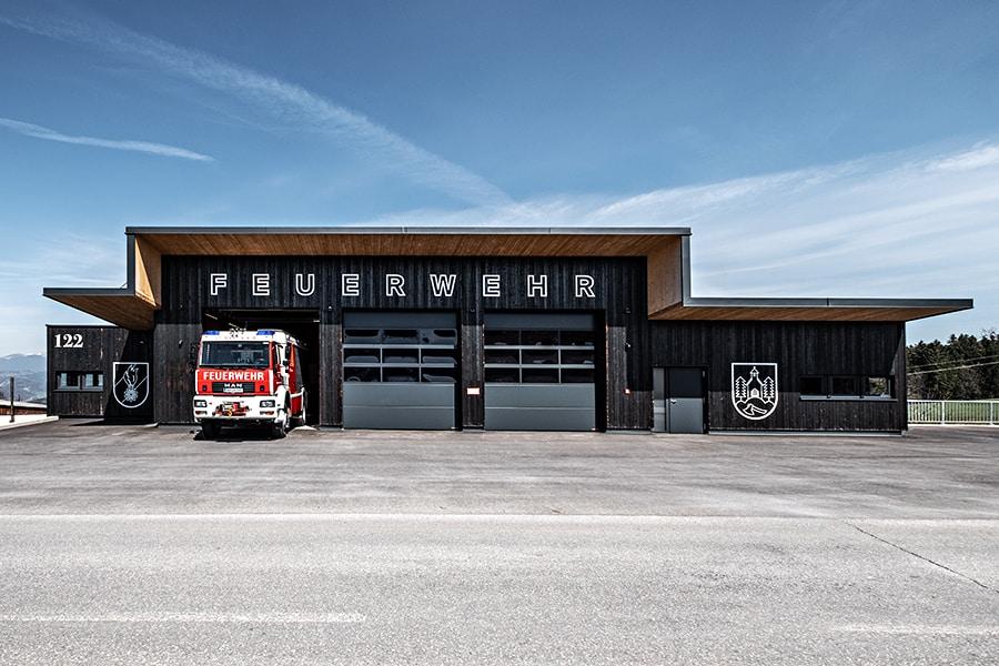 Feuerwehr Wöllmissberg; Foto: Zettl.Photography