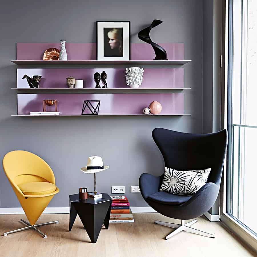 Egg Chair von Designer Arne Jacobsen