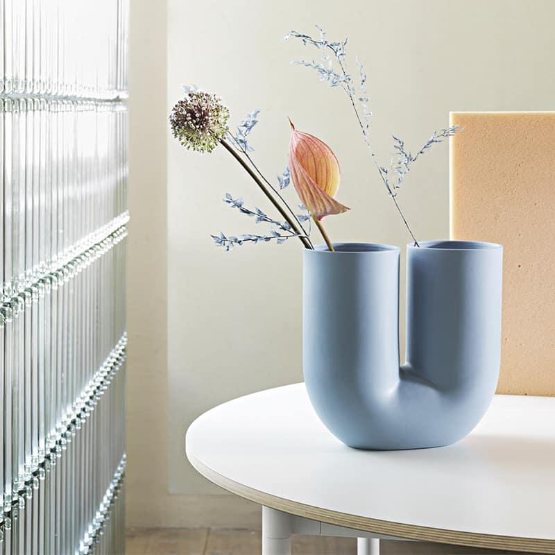 Kink Vase, von Muuto