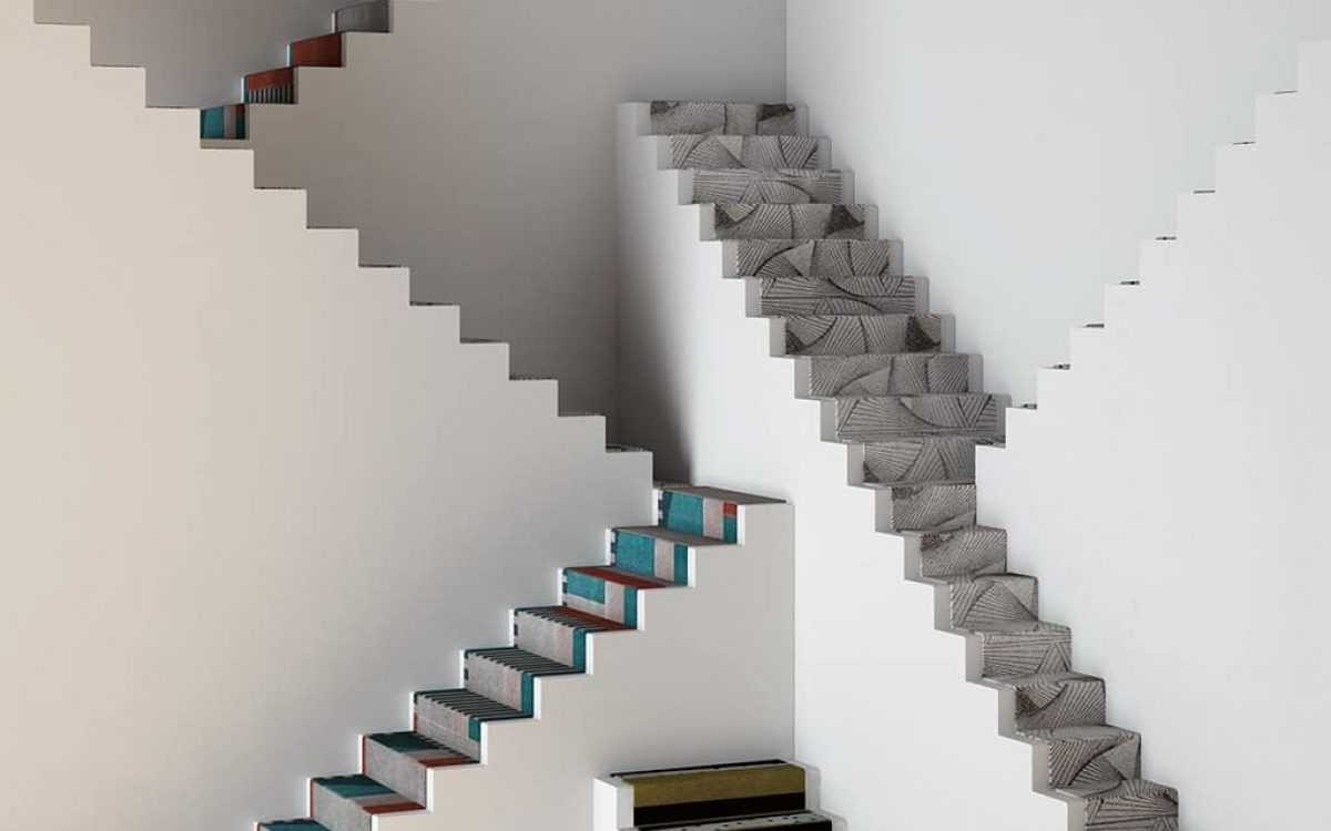 Baufritz Treppendesign